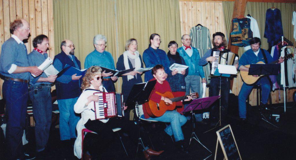 Amrumer Shantychor 1994